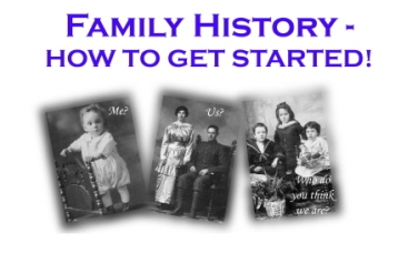 Family History Evening Classes