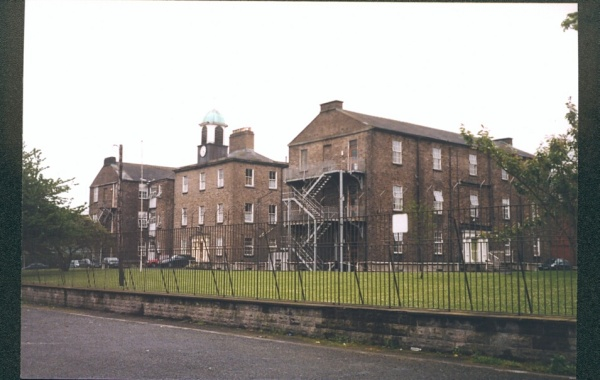 Cork Street Fever Hospital