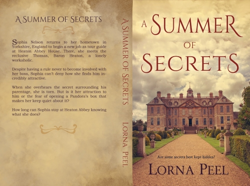 A Summer of Secrets Paperback Cover