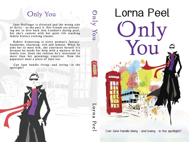 Only You Paperback Cover