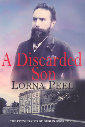 A Discarded Son by Lorna Peel Kindle Cover PNG