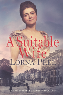 A Suitable Wife by Lorna Peel Kindle Cover PNG